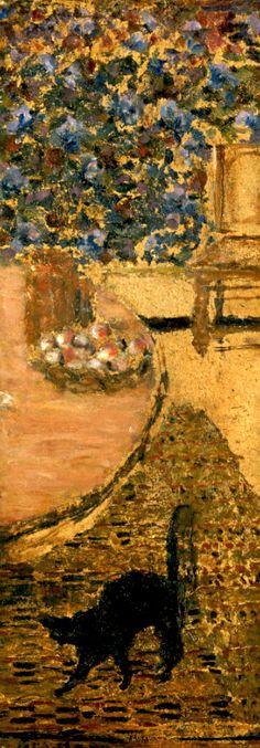 Pierre Bonnard | Coin de Table au Chat Noir