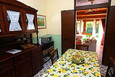 Villa, Mirror, Bed, Table, Furniture, Home Decor, Cottage House, Homes, Decoration Home