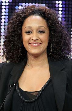 Tia Mowry Medium Curls