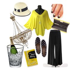 """""""Gatsby Inspired - Plus Size Outfit"""" by jill-alexander-designs-official on Polyvore"""