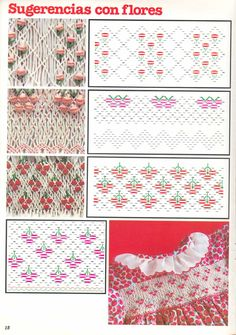 Smocking from Amo El Patchwork