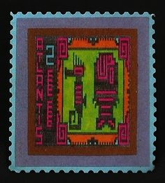 Art Blog/Eric Whollem Stamp Creator, Stamp Making, My Stamp, Hand Coloring, Atlantis, Art Blog, Postage Stamps, Symbols, Sculpture