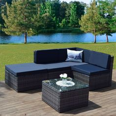 the 44 best grey rattan garden furniture images on pinterest grey rh pinterest com