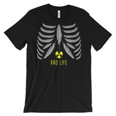 Radiology Quill Pens - Radiology / Radiography / Xray T Shirt Rad Tech, Tech T Shirts, Medical Equipment, Quill, Shirt Jacket, Pens, Shirt Designs, Therapy, Shirts