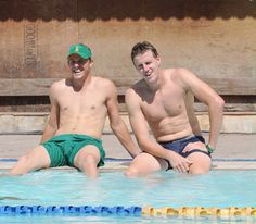 Morne Morkel relaxing