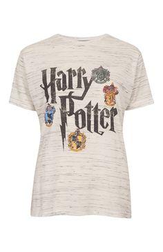 Primark - T-shirt gris Harry Potter Pijamas Harry Potter, Harry Potter Mode, Funny Harry Potter Shirts, Bijoux Harry Potter, Objet Harry Potter, Harry Potter Kleidung, Snape Harry Potter, Harry Potter Actors, Harry Potter Style