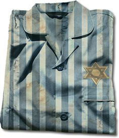 Zara Pulls Striped Sheriff Shirt After Holocaust Design Outrage Anne Frank, Jewish History, World History, Holocaust Memorial, Striped Pyjamas, Crime, Cute Pajamas, World War Two, Human Rights