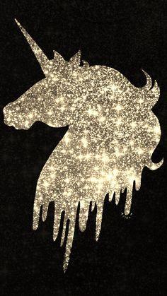 Bling Unicorn Wallpaper