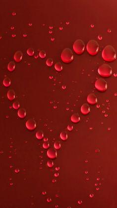 Love Heart Hd iPhone Wallpaper