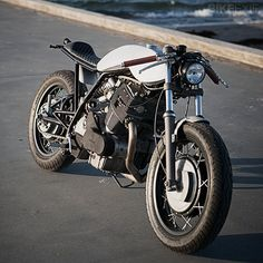 1972 Laverda 750 custom motorcycle by Wrenchmonkees