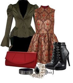 """""""Skater Dress Contest - something different"""" by dimij on Polyvore"""