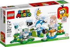Lego Mario, Lego Super Mario, Luigi, Legos, Free Lego, Lego For Kids, Starter Set, Lego News, Fun Challenges