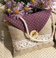 Réalisez des sachets de lavande stylés - Maison pratique - Pure Sweet Home