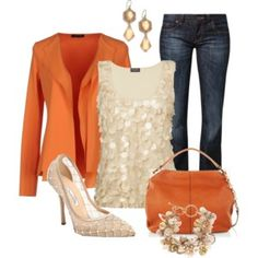 Beautiful Orange