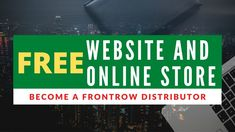 How to Join Frontrow International 3 Step-By-Step Complete Guide in 2020 Online Marketing, Digital Marketing, Build Your Own Website, Earn From Home, International Teams, Marketing Techniques, Starting Your Own Business, Multi Level Marketing, Free Training