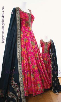 kids dresses kids legenga raas the global desi kids. Indian Gowns Dresses, Indian Fashion Dresses, Indian Designer Outfits, Indian Outfits, Designer Dresses, Pakistani Outfits, Fashion Outfits, Long Gown Dress, Saree Dress