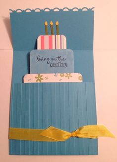 b-day card for Ad 2014