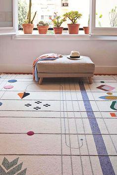 Rabari – Design Rugs – Nanimarquina. Encuéntralo en Alboroque Decoración. http://alboroquedecoracion.com/