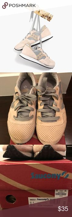 Madewell x saucony sneakers pink 36 Used Madewell x saucony sneakers pink 36 Madewell Shoes Sneakers