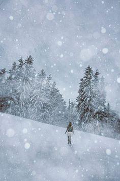 Running After Snowflakes by David et Myrtille / BookCover Designer dpcom.fr on 500px