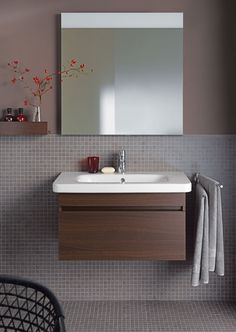Duravit   Bathroom Design Series: DuraStyle   Washbasins, Toilets, Bidets,  Tubs And Bath Furniture From Duravit.