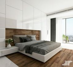 14 Trendy Bedroom Design and Decor Ideas for Your Next Makeover - The Trending House Fitted Bedroom Furniture, Fitted Bedrooms, Modern Bedroom Design, Master Bedroom Design, Contemporary Bedroom, Home Decor Bedroom, Bedroom Ideas, Modern Master Bedroom, Trendy Bedroom