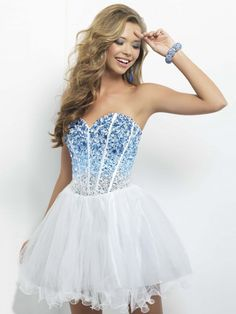 2014 Style A-line Sweetheart Rhinestone Homecoming Dresses/Cocktail Dresses #GC373  http://www.beckydress.com/2014-style-a-line-sweetheart-rhinestone-homecoming-dresses-cocktail-dresses-gc373.html