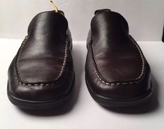 Johnston And Murphy  Loafers Hand Crafted Mens Size 11 M Brown Beige    eBay