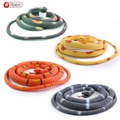 We Think This Is Going To Be A Hit! Do You? Learn More About Wiben Halloween R....   Learn More About At Our Store Page http://ima-toys-online.myshopify.com/products/wiben-halloween-realistic-soft-rubber-snake-fake-animal-model-115cm-garden-props-joke-prank-gift-gags-practical-jokes?utm_campaign=social_autopilot&utm_source=pin&utm_medium=pin