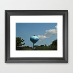 Ocean City, Maryland Series - Water Tower by Sarah Shanely Photography $31.00