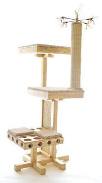 homemade cat shelves diy cat tree cat towers cool cat trees rh pinterest com