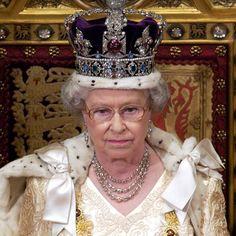 Queen Elizabeth II Regalia Facts
