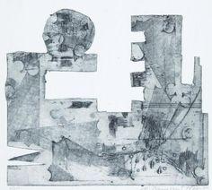 Vladimír Boudník (1924 - 1968): Aktivní grafika (1960)