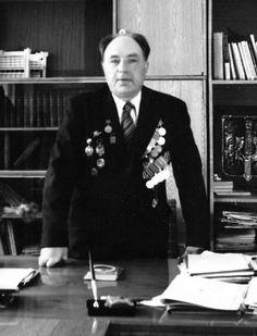 Алферов Николай Семенович