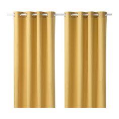 MARIAM Cortina, 1par IKEA Las cortinas filtran la luz y proporcionan privacidad, porque evitan que se vea la estancia desde el exterior.