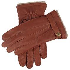 Mens Gloves, Leather Gloves, Leather Men, Greek Pattern, Cycling Sunglasses, Country Attire, Deerskin, Havana Brown, Gloucester