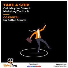 Exponential Growth, Marketing Tactics, Digital Marketing, The Outsiders, Campaign, Social Media, Technology, Explore, Business