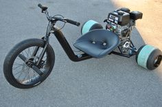 TDC Road Ripper Powered drift trike