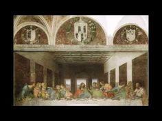 Ultima Cena ( Cenacolo) 1494-1498 Leonardo da Vinci Rinascimento Milano