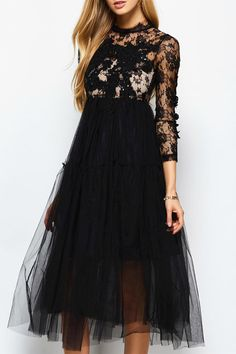 $31.96 Sequins Tulle Dress With Bralet Top