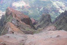 Waimea Canyon Kaui