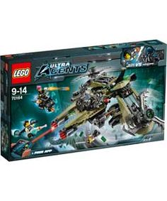 LEGO� Agents Hurricane Heist - 70164.