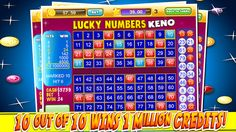 Las Vegas Keno Numbers Free - Android Apps on Google Play