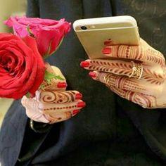 Mehndi Designs For Girls, Best Mehndi Designs, Mehandi Designs, Mehendi, Henna Mehndi, Stylish Girls Photos, Stylish Girl Pic, Flowers Dp, Heena Design
