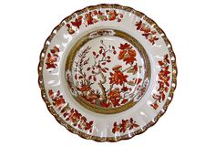 Spode India Tree Plate