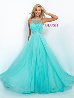 They won't be able to stop looking at you in this amazing chiffon dress and it's…