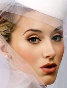 20 Beautiful Wedding Makeup Ideas from Pinterest - Daily Makeover
