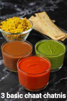 Spicy Recipes, Veg Recipes, Curry Recipes, Cooking Recipes, Chaat Recipe, Green Chutney Recipe, Indian Chutney Recipes, Comida India, Gastronomia