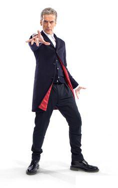 Doctor Who - Le costume du 12ème Docteur enfin dévoilé !
