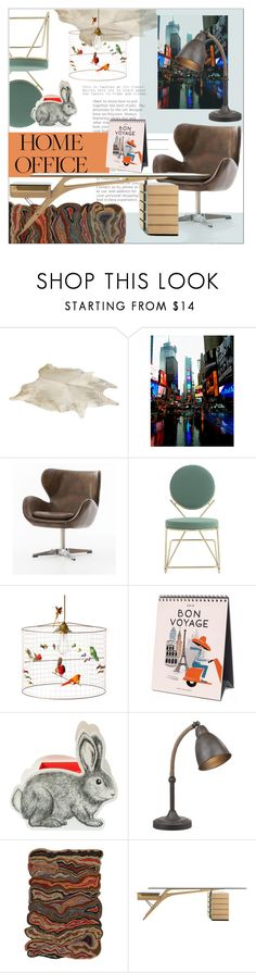 """""""Work Hard: Home Office"""" by moody-board ❤ liked on Polyvore featuring interior, interiors, interior design, home, home decor, interior decorating, MOROSO, John Lewis, Safavieh and home office"""